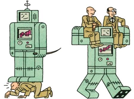 Robots dystopia or utopia
