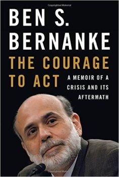 Bernanke book