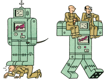 Facts For Working People: Robots: what do they mean for jobs
